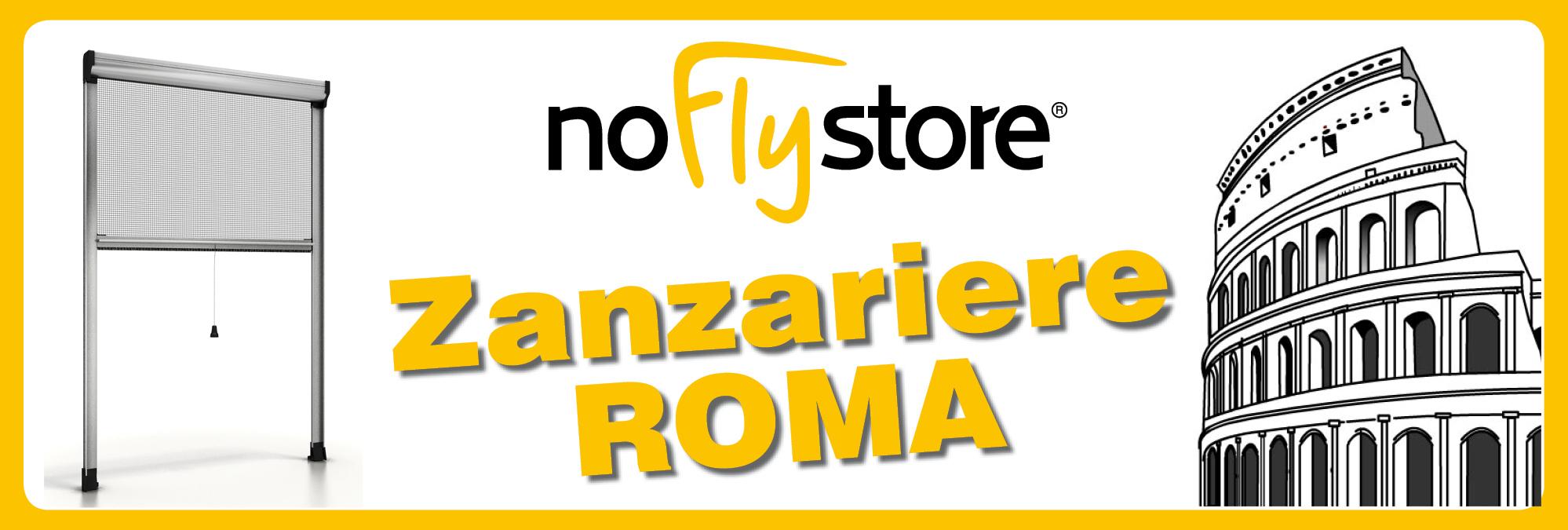 Zanzariere a Roma - Offerte NoFlyStore