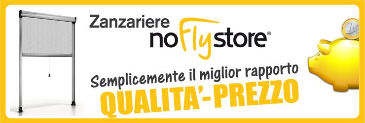 Le zanzariere Per Porte Finestre - NoFlyStore